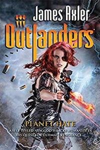 eBook Planet Hate (Outlanders) epub