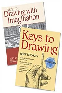 eBook Keys to Drawing Lessions with Bert Dodson Books Bundle epub