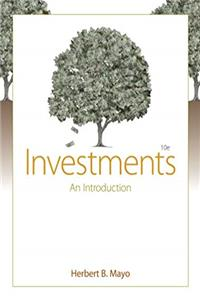 eBook Investments: An Introduction (Book Only) epub