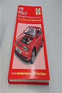 eBook VW Polo Hatchback (95-98) Service and Repair Manual (Haynes Service and Repair Manuals) epub