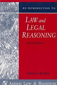 eBook An Introduction to Law and Legal Reasoning epub