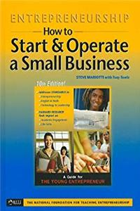 eBook Entrepreneurship: How to Start & Operate a Small Business, 10th Edition epub