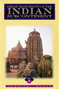 eBook Great Monuments of the Indian Subcontine (Odyssey Illustrated Guides) epub