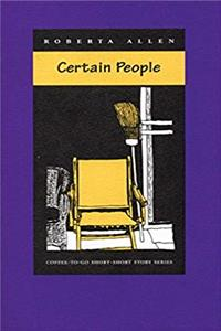 eBook Certain People (Coffee-To-Go Short-Short Story Series) epub
