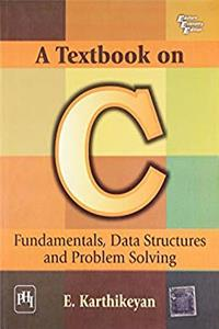 eBook Textbook on C: Fundamentals, Data Structures, and Problem Solving epub