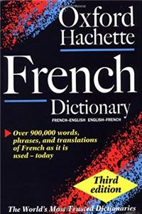 eBook The Oxford-Hachette French Dictionary epub