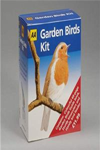 eBook Aa Garden Bird Kit: Aa Garden Bird Guide, Children's Binoculars, Bird Feeder epub