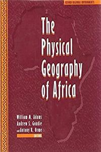 eBook The Physical Geography of Africa (Oxford Regional Environments) epub