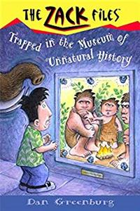 eBook Trapped in the Museum of Unnatural History (The Zack Files #25) epub