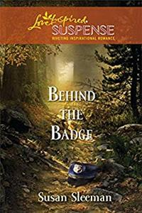 eBook Behind the Badge (Love Inspired Suspense) epub