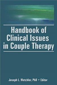 eBook Handbook of Clinical Issues in Couple Therapy epub