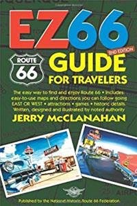 eBook Route 66: EZ66 Guide for Travelers, 2nd Edition epub