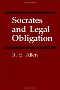 eBook Socrates and legal obligation epub