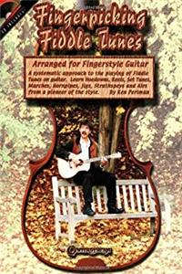 eBook Fingerpicking Fiddle Tunes: Arranged for Fingerstyle Guitar epub