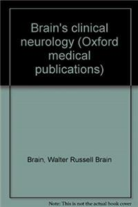 eBook Brain's clinical neurology (Oxford medical publications) epub
