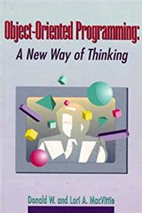 eBook Object-Oriented Programming: A New Way of Thinking epub