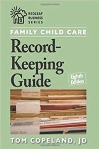 eBook Family Child Care Record-Keeping Guide, Eighth Edition (Redleaf Business Series) epub