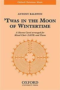 eBook Twas in the moon of wintertime: Vocal score epub