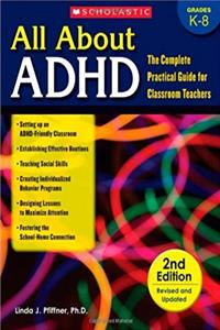 eBook All About ADHD: The Complete Practical Guide for Classroom Teachers, 2nd Edition epub