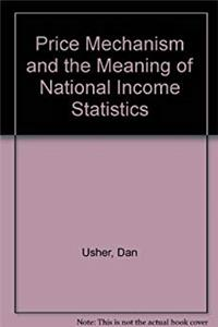 eBook Price Mechanism and the Meaning of National Income Statistics epub