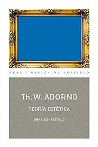 eBook Teoría estética: Obra completa 7 (Basica De Bolsillo/ Pocket Basic) (Spanish Edition) epub