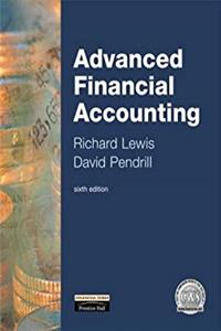 eBook Advanced Financial Accounting: AND Students Guide to Accounting and Financial Reporting Standards epub
