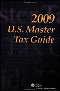 eBook U.S. Master Tax Guide, 2009 epub