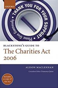 eBook Blackstone's Guide to the Charities Act 2006 (Blackstone's Guides) epub