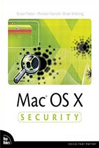 eBook Mac OS X Security epub