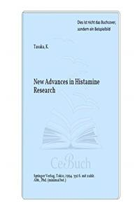eBook New Advances in Histamine Research epub