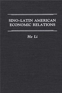 eBook Sino-Latin American Economic Relations: epub