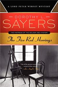 eBook The Five Red Herrings: A Lord Peter Wimsey Mystery (Lord Peter Wimsey Mysteries) epub