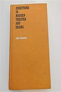 eBook Directions in Modern Theatre and Drama epub