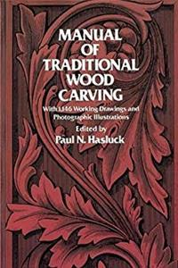 eBook Manual of Traditional Wood Carving epub
